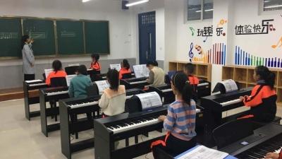 又一批新學校建成,金鄉教育新氣象、孩子們有福了