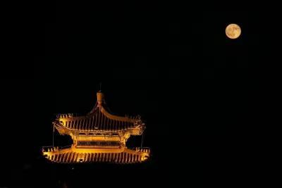 月美在深秋 (組圖)