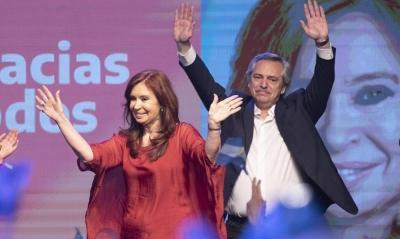 从阿根廷总统夫人到总统再到副总统,她的传奇人生在继续