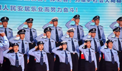 从50式到99式,老照片带你看济宁公安警服变迁