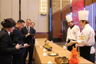 济宁富力万达嘉华酒店厨艺大赛成功举办