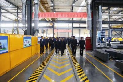济宁市新旧动能转换现场观摩会议第二日首站走进邹城