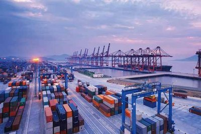 稳定增长!今年前10月山东外贸进出口增速5.9%