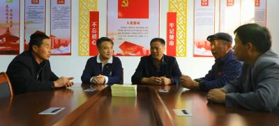 梁山贾庄村:发挥党建引领 助推乡村振兴