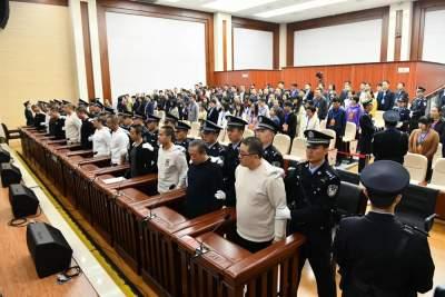 孙小果出狱后涉黑犯罪一审获刑25年,其再审案件将择期宣判
