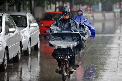 山东周日迎大范围降雨 17日新一股冷空气来袭