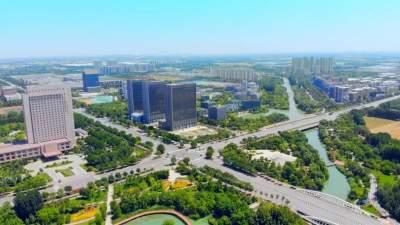 山東濟寧:跑出資源型城市新舊動能轉換加速度