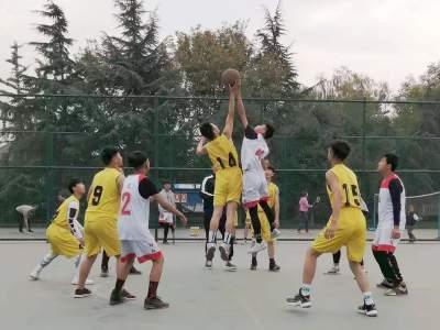 33所學校428名學生參加  曲阜市中小學生籃球賽燃爆了!