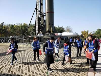 济宁义工团到鲁西南战役纪念馆接受爱国主义教育
