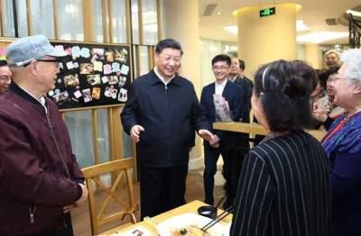 習近平:中國的民主是一種全過程的民主