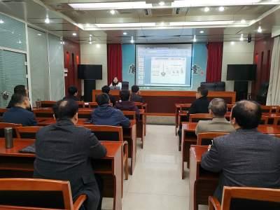 【时政活动】济宁市科技局组织召开国家万人计划项目预答辩
