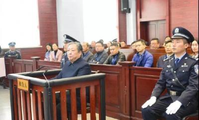 国家烟草专卖局原副局长赵洪顺受贿案一审开庭,被控受贿9032万