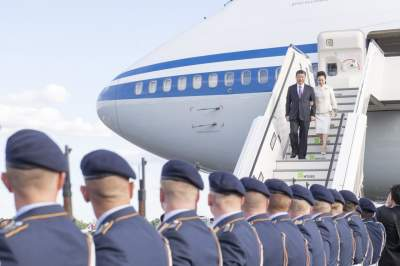 習近平開啟年內第七次外訪 中國與世界的又一次深度互動