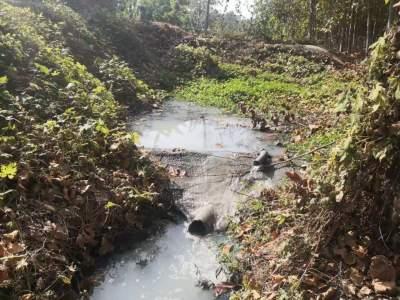 曝光臺|濟寧市河流斷面水質保障專項檢查問題曝光(第一批)
