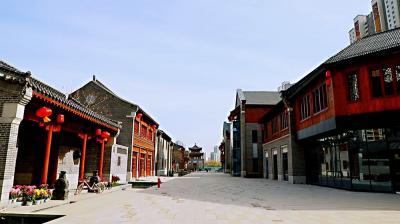 今天你打卡了吗?济宁新晋网红打卡地——济州老街