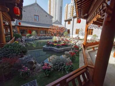 当济宁遇见运河就变成了济州,济州老街的故事就要开始了