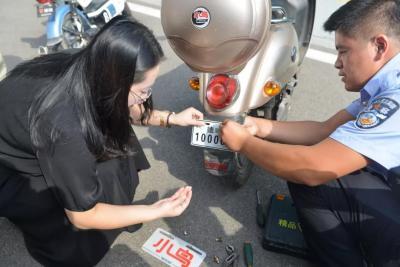 定了!12月1日起,山东正式实施电动车登记挂牌!