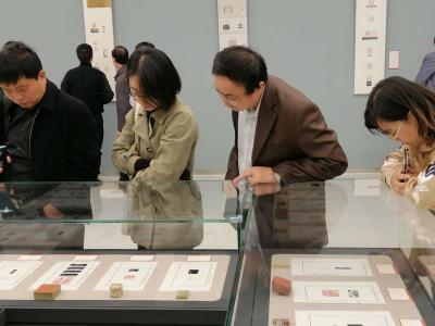 """書法、篆刻…這個""""國展""""在山東美術館開幕 山東入展數居全國第二"""