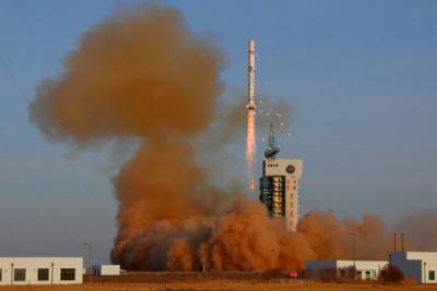 高分七號衛星成功發射 可重復使用火箭邁出成功一步