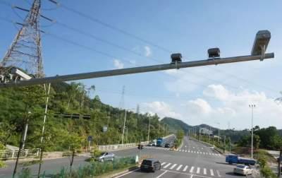 驾驶员注意!邹城新增十处电子违法抓拍系统