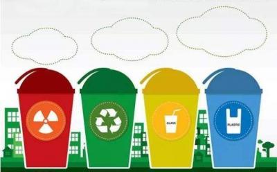 關於生活垃圾分類和標誌 2019版國家標準來了!