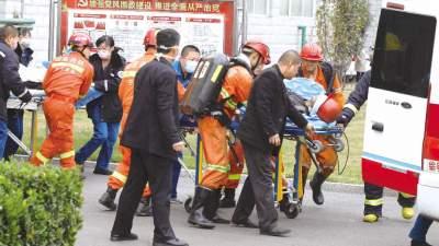11名矿工获救背后:36小时生死大救援