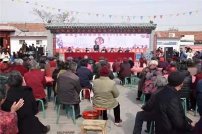 百姓儒学节:烹好群众文化营养餐