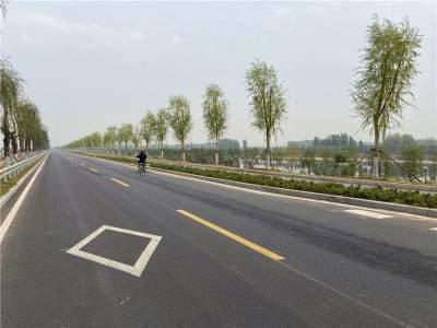 泗河景觀大道年底通車!濟寧7縣市區86萬人直接受益