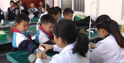 健康第一 快乐成长!金乡为8万余名中小学生健康护航