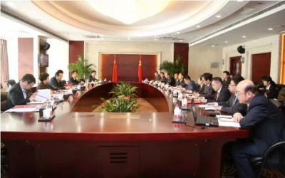 中央第十二巡回督导组赴新华保险调研主题教育开展情况