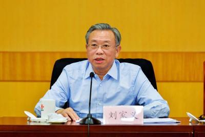 《人民日報》專訪劉家義:培植疊加戰略優勢 最大限度釋放活力