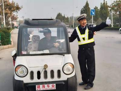 守初心 擔使命|如何成為一名優秀交警?他用行動告訴你!