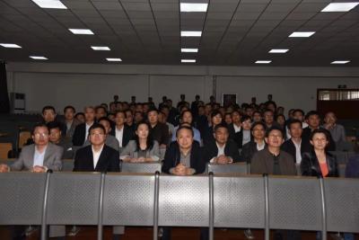 太白湖新區組織黨員干部赴魯寧監獄現場開展警示教育