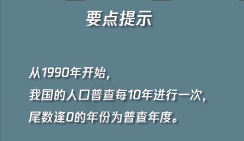 2020年第七次全國人口普查 中國人口普查將納入查房