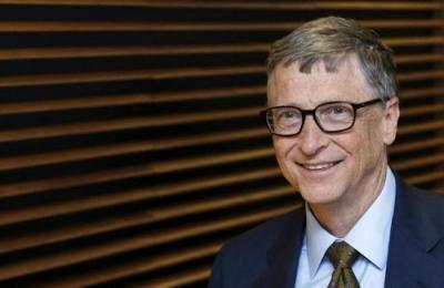 世界首富易主!彭博社稱比爾·蓋茨反超貝佐斯登頂