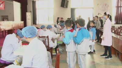 濟寧兗州區1.3萬名適齡兒童免費實施窩溝封閉