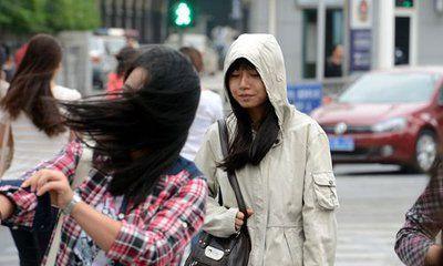 山東發布海上大風警報 黃海北部和南部9級陣風