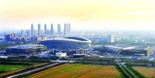 一条主轴散布多个新业态 京杭路核心商圈即将形成