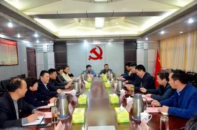 【守初心 担使命】省委第二巡回指导组专题调研鱼台县主题教育工作