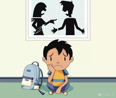 法律将给孩子撑腰!未成年人目睹家庭暴力就是受害者