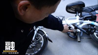 """济宁首个电动自行车""""周六""""登记代办点开始运行 等您到五点"""