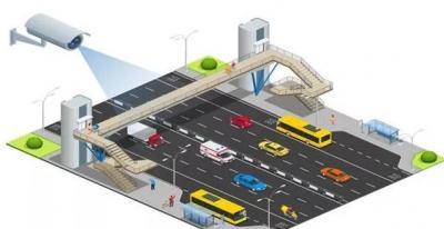 曲阜这些地方将启用限高架及智能交通技术监控违停抓拍设备