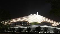 """孔子博物馆重启""""夜游模式"""" 每周五周六延长至晚九点闭馆"""