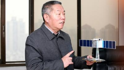 """""""风云一号""""卫星总设计师孟执中院士逝世,享年84岁"""