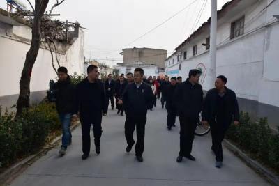 """汶上县中都街道开展村居环境综合整治 打造""""高颜值""""村居"""