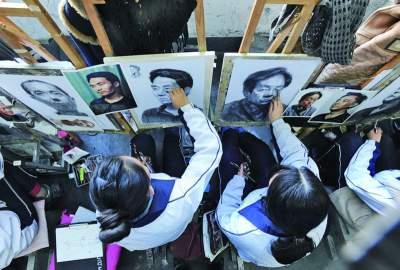 艺术统考即将举行 考生12月12日起打印准考证