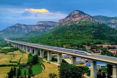 魯南高鐵曲阜至蘭考段2021年通車 兗州拆遷結束 明年開始鋪軌
