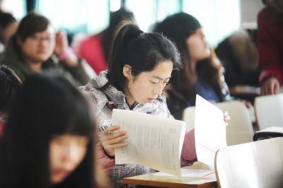 大学英语四六级今将开考 未来口语考试可能纳入必考科目