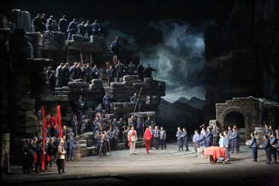 歌剧《沂蒙山》在济宁大剧院上演 重温英雄赞歌