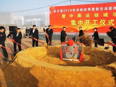 就在今天,济宁这个投资15亿元的重大项目开工啦!